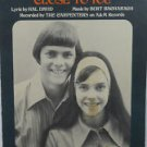 Pop) Carpenters Close To You VG+ 1970 Piano PS Sheet Music