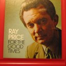 Country) Ray Price For The Good Times EX '73 8 Track Tape