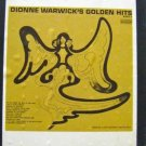 R&B) Dionne Warwick Golden Hits 2 VG+ '70s 8 Track Tape
