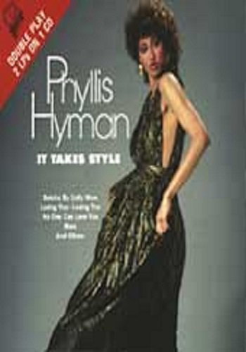 Phyllis Hyman It Takes Style '91 Collection Cassette