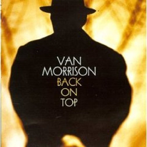 Them) Van Morrison Back On Top Mint op '99 Promo Display Flat