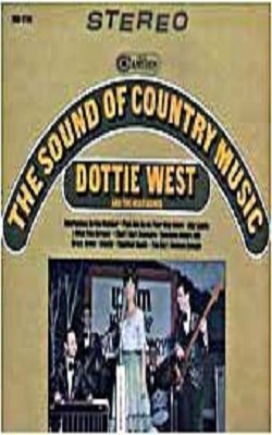 Dottie West Sound Of Country Music VG+ '85 Cassette