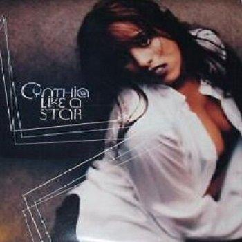"DJ Dance) Cynthia Like A Star EX WLB 2 12"" PS Promo Set"