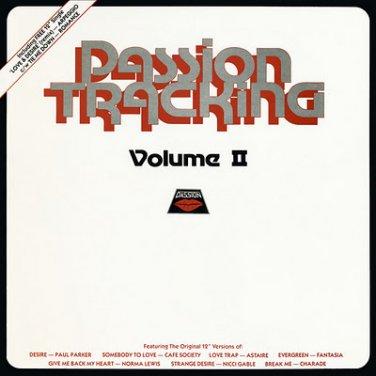 "Passion Tracking Volume 2 VG+ UK '84 2 12"" DJ Club Set"