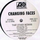 "r&b) changing faces that other woman vg wlb dj remix 2 12"" set"