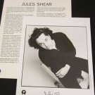 Polar Bears) Jules Shears Healing Bones ODD Press Kit/Photo