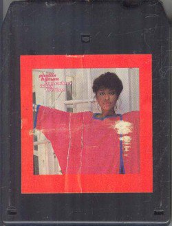 R&B) Phyllis Hyman Somewhere In My Lifetime VG 8 Track Tape