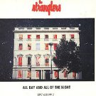 Punk) Stranglers All Day And... VG+ op '87 UK PS CD Single