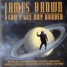 "soul) james brown can't get any harder 2 12"" dj set"