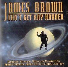"soul) james brown can't get any harder 2 12"" dj set"