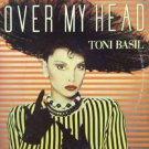 toni basil over my head '83 ps 12""