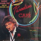 Pop) Barry Manilow 2:00 AM Paradise Café 1984 SEALED LP.