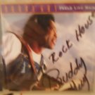 Buddy Guy Feels Like Rain Signed CD