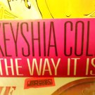 R&B Hip Hop) Keyshia Cole The Way It Is 2005 A&M Promo Sticker