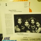 Reggae) Ziggy Marley Free  To Be... Mint '95 Press Kit & Photo