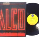 new wave pop) falco emotional promo LP (vinyl new)