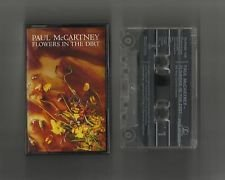 Beatles Wings) Paul McCartney Flowers... VG+ '89 XDR Cassette