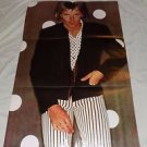 Faces) Rod Stewart Foolish Behavior New op '80 Collage LP Poster