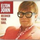 Elton John Recover Your Soul op '97 PS Promo CD Single