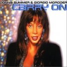 donna summer Carry On Sealed 2 Track Ps Cassette Single