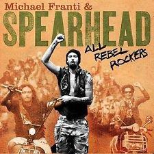 reggae hip hop/michael franti & spearhead all rebel rockers
