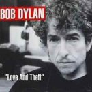 folk poet) bob dylan love and theft mint hybird cd