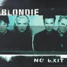 pop-new wave) debbie harry & blondie no exit cd