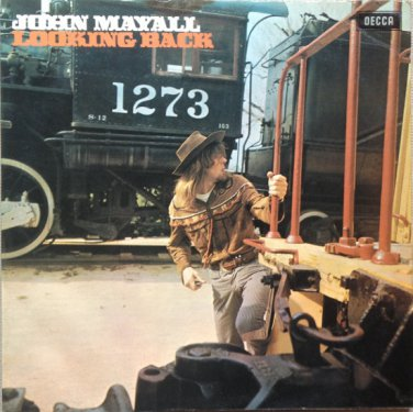 john mayall looking back mint german blues cd