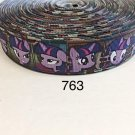 "5 yard - 1"" My Little Pony Twilight Sparkle Grosgrain Ribbon"