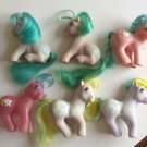 Various Earth Ponies