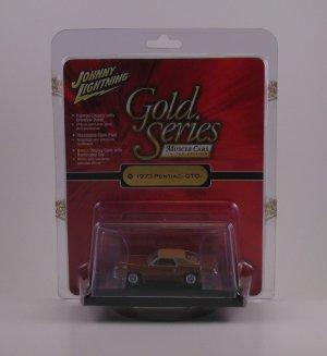 Johnny Lightning Gold Series 1:64 - 1973 Pontiac GTO