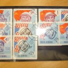 Romanian Space stamps