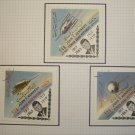 Space stamps President Kennedy
