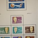 Space stamps Hungary
