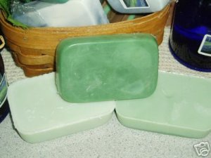 TERI'S HANDMADE SOAP / SAGE & CITRUS