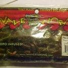 "WAVE TIKI-Moko Lizard BAIT LURE 5.5"" Green Pump Red NEW"