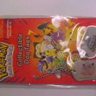 Pokemon JigglyPuff Dog Tags #39 Charm Necklace Nintendo Collectible NIP