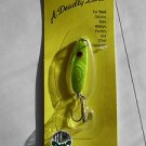 Thomas Rough Rider Spoon Lure 1/5oz Buoyant Spoon Lure Chart Walleye Bait NIP