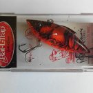 Bill Lewis Rat-L-Trap Lure Bait Red CrawFish 1/4oz Lipless CrankBait Lure NEW