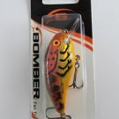 BOMBER Fat Free Shad CrankBait Fishing Lure Bait CrawFish Square Lip Shallow NIP
