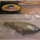 "Tsunami Big Boy Cork Fishing Lure Bone Silver 3.5"" Rattlin Lure Bait NEW"