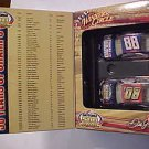 Earnhardt Jr National Guard 88 Daytona NASCAR 1:64 Set Die Cast Cars Set NEW