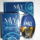 Navy By Dana Spray Womens Cologne Fragrance Eau De Parfum Full .3oz Bottle NEW