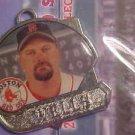 BOSTON RED SOX David Wells 2005 Pendant Charm Baseball Player NIPkg Wow