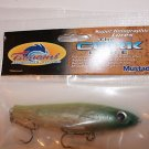Tsunami Lure Bait Cork-e Blk/Perl Bass Fishing Salt Fresh Water Lure Tackle NEW
