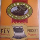 The Fly Fishing License Pocket Protector Flies Keeper Bass Trout Fishing NEW