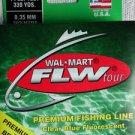 FLW Premium Monofilament Fishing Line 14lb 330yd Reel Spool Fishing Tackle New