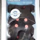 No Slip On ICE Snow Treads Grip Cleats Grabber Fishing Boot Shoe Size L/XL NEW