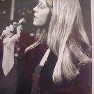 Vintage Heather Macrae Photo-Graph Real TV Press Music Singer Old Photo 70's