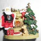 Dale Earnhardt Sr NASCAR #3 Racing Team Fireside Santa Christmas Ornament NIB